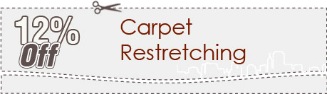 Cleaning Coupons | 12% off carpet restretching | Carpet Cleaning New Jersey