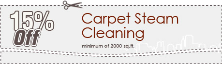 Cleaning Coupons | 15% off carpet steam cleaning | Carpet Cleaning New Jersey