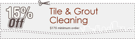 Cleaning Coupons | 15% off tile & grout cleaning | Carpet Cleaning New Jersey