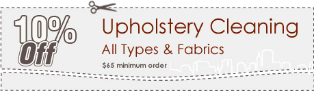 Cleaning Coupons | 10% off upholstery cleaning | Carpet Cleaning New Jersey